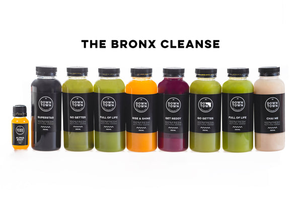 THE BRONX CLEANSE