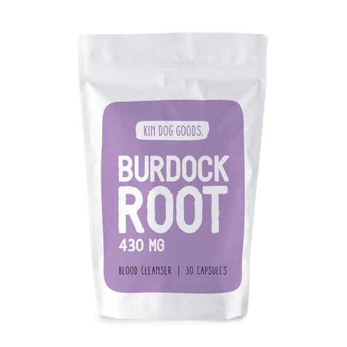 Burdock Root - 430 mg