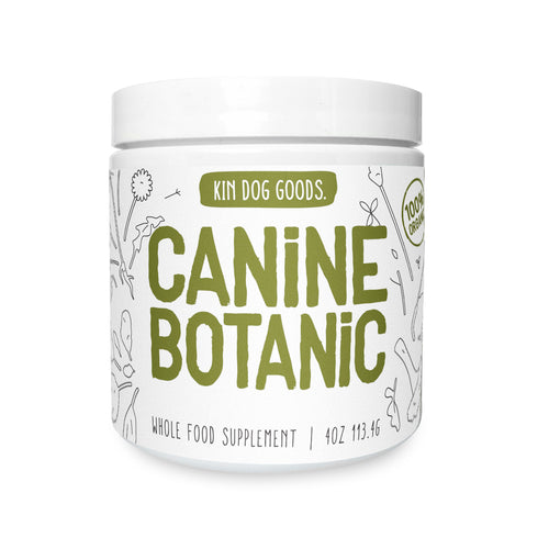 Canine Botanic Supplement
