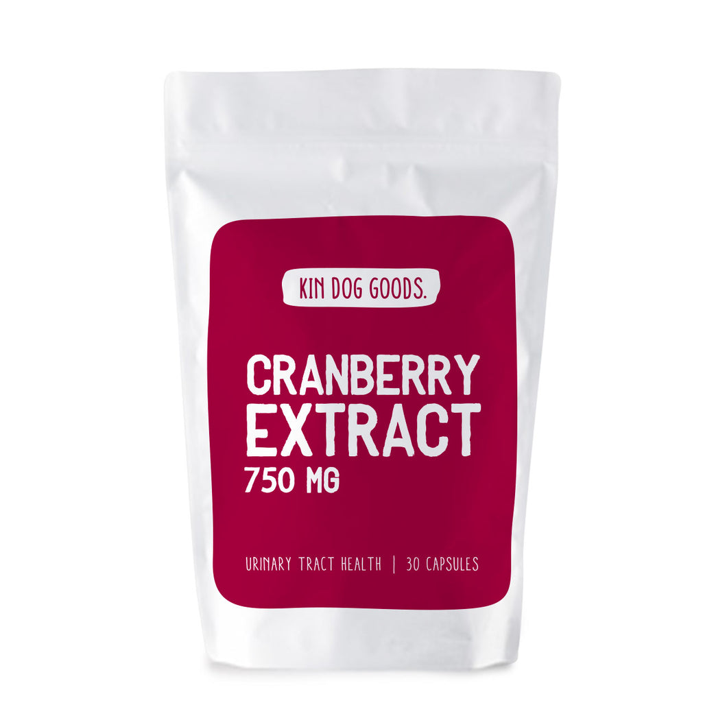 Cranberry Extract - 750mg