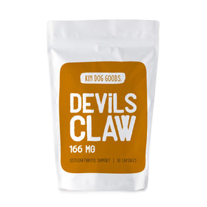 Devils Claw - 166mg