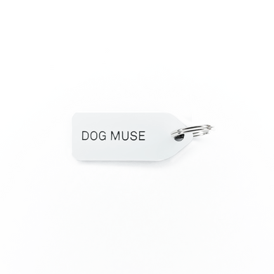 Dog Muse Dog Tag
