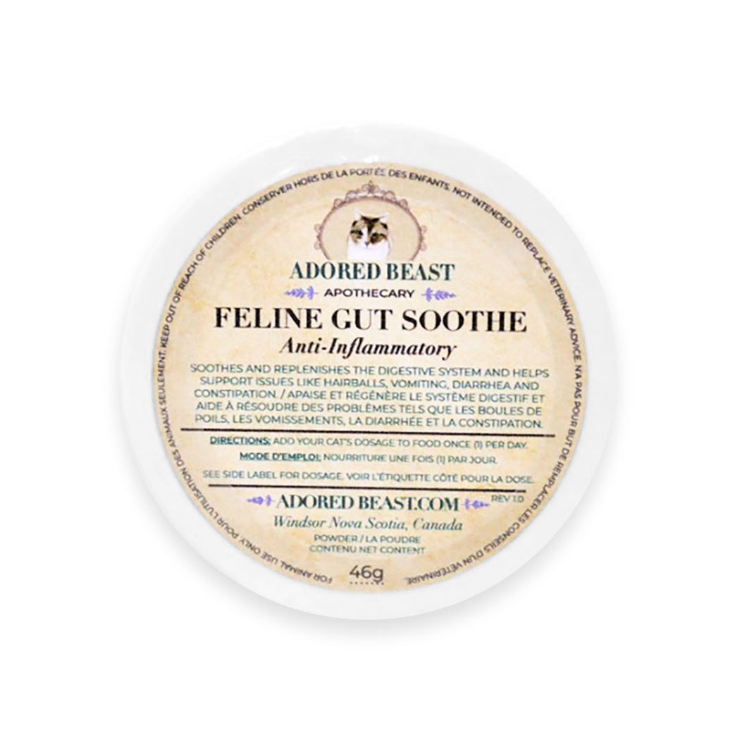 Feline Gut Soothe 46g (for Cats)