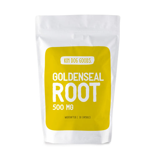 Goldenseal Root - 500 mg