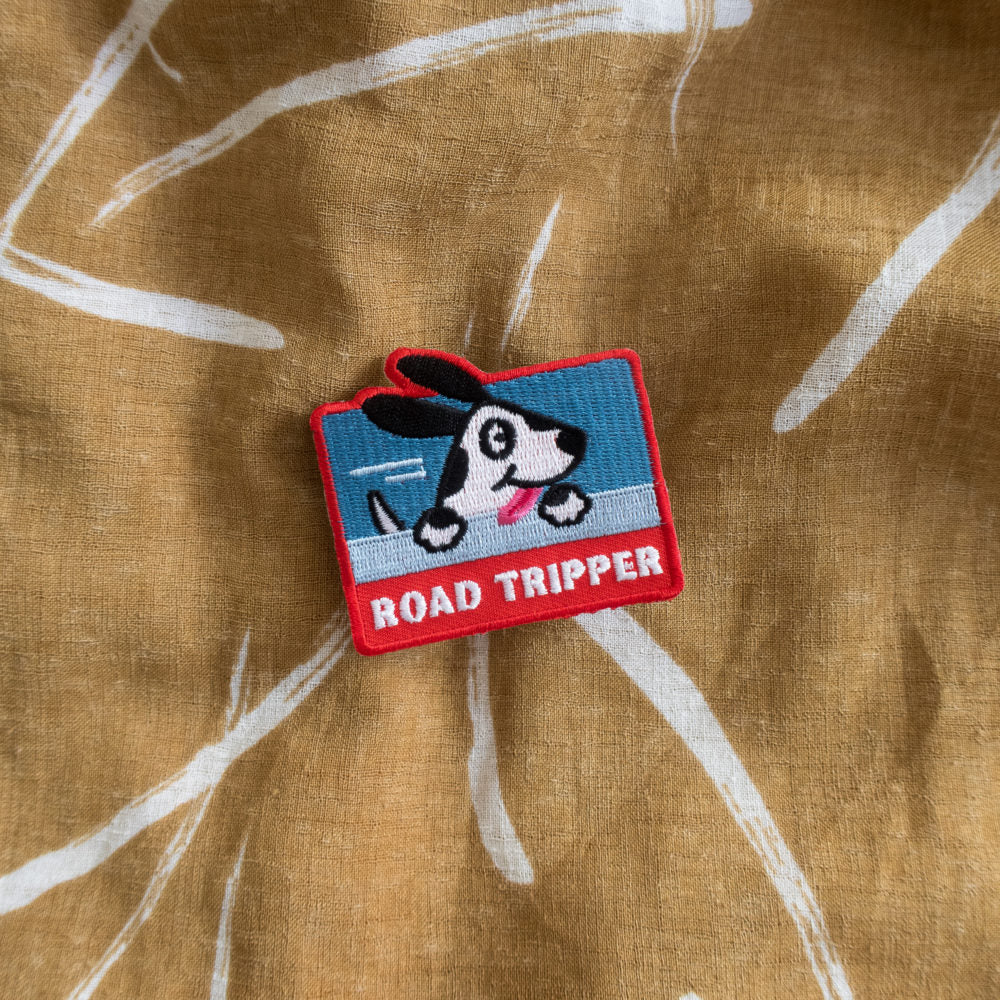 Road Tripper Badge