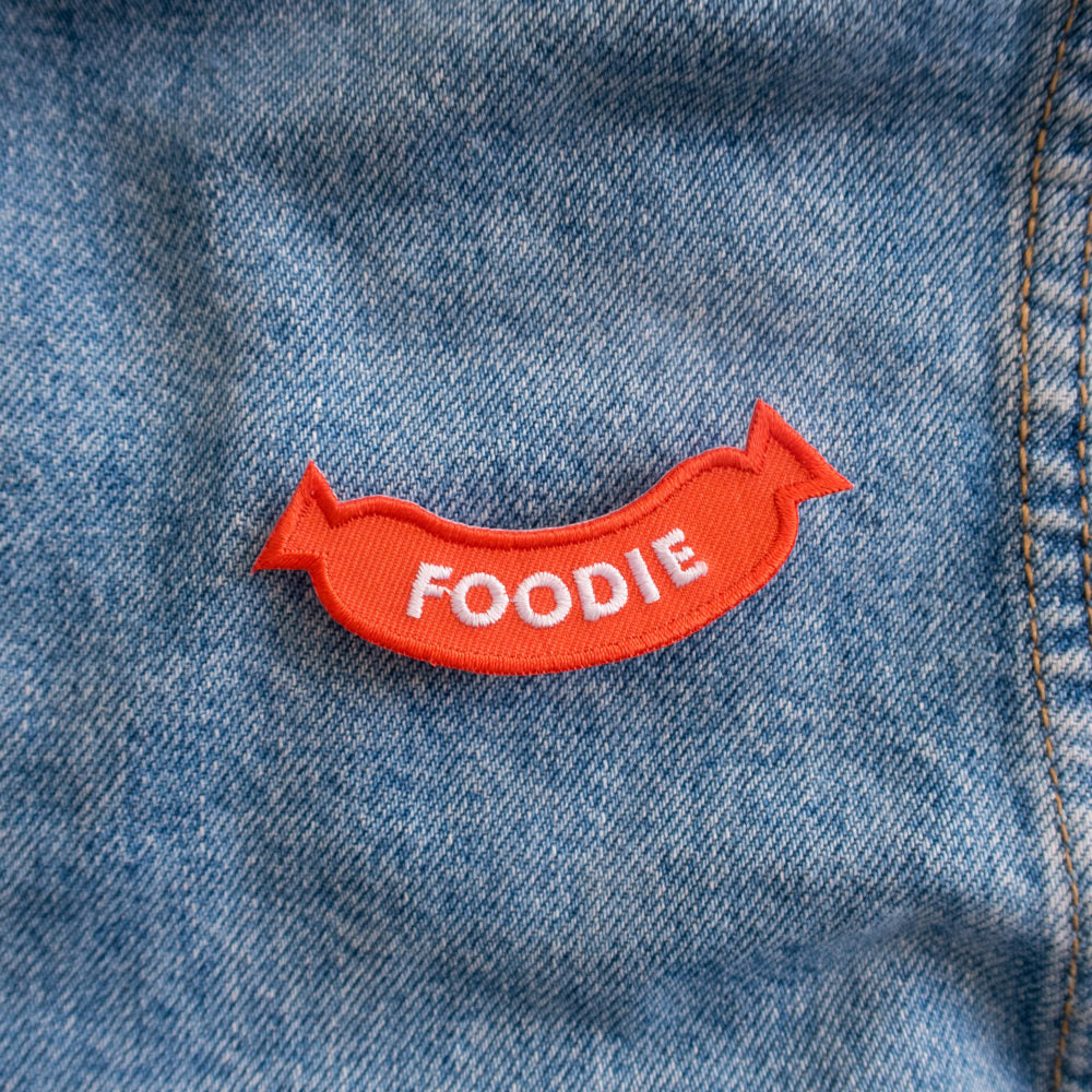 Foodie Badge