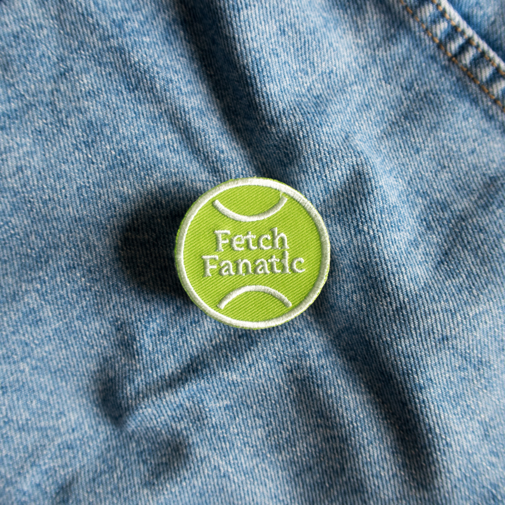 Fetch Fanatic Badge
