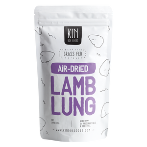 Air-Dried Lamb Lung