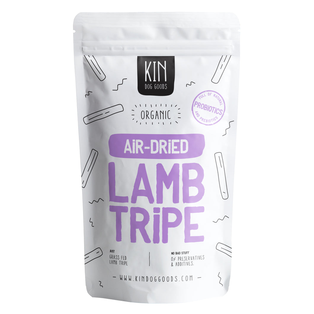 Air-Dried Lamb Tripe