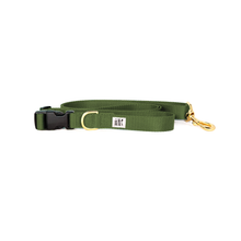 Load image into Gallery viewer, Adjustable Leash - Military Green
