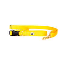 Load image into Gallery viewer, Adjustable Leash - Yellow