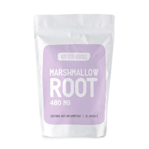Marshmallow Root - 480 mg