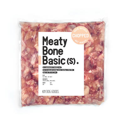 Meaty Bone Basic (S) 2kg