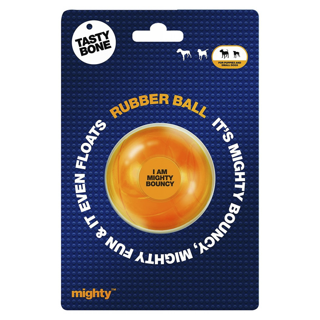 Mighty Rubber Ball