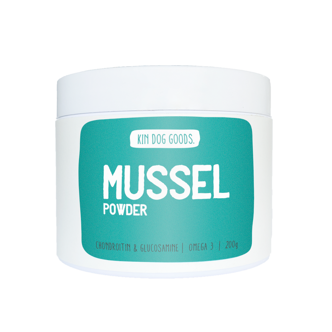 Mussel Powder 200g