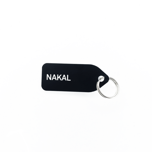 Nakal Dog Tag
