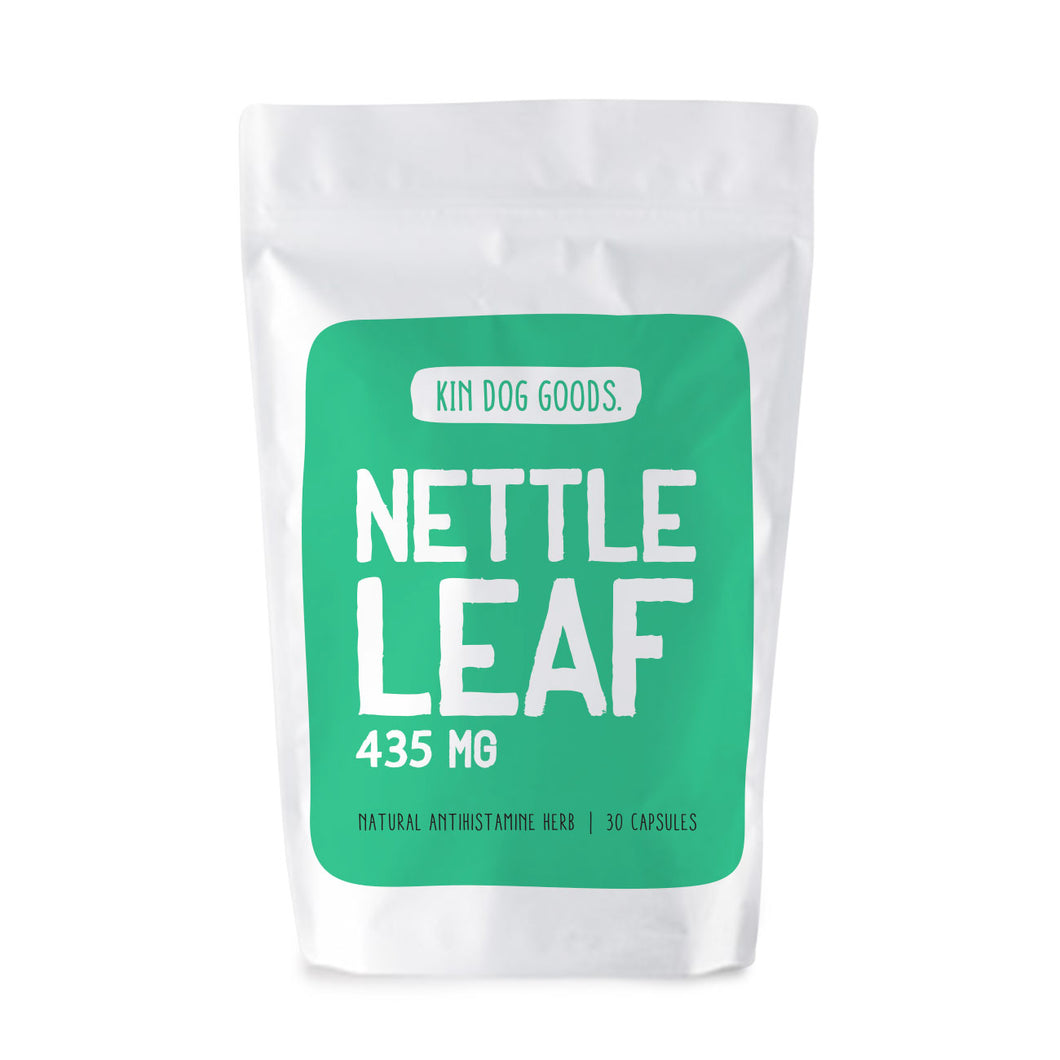 Nettle Leaf - 435 mg