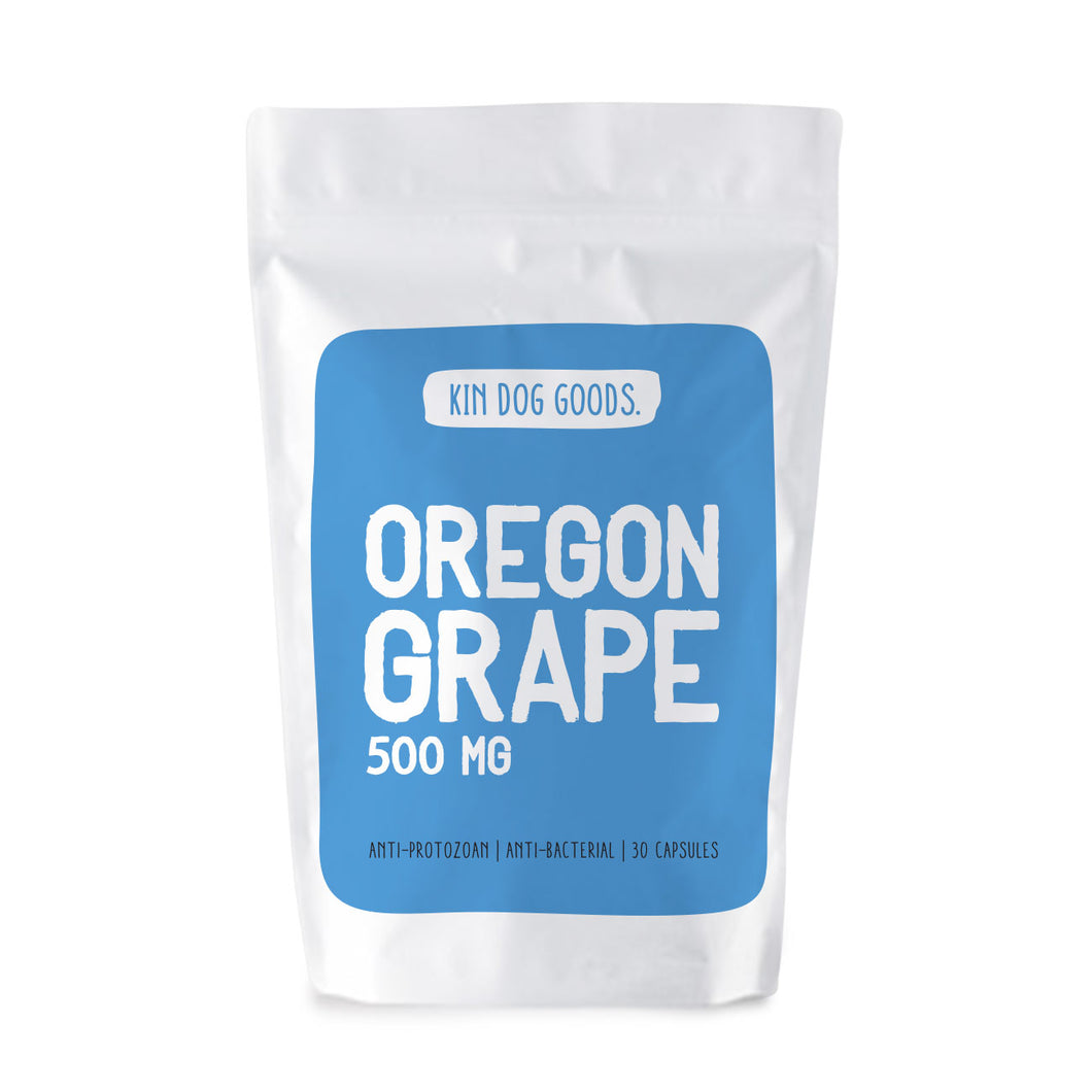 Oregon Grape - 500 mg