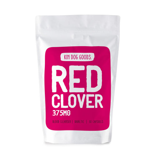 Red Clover - 375 mg
