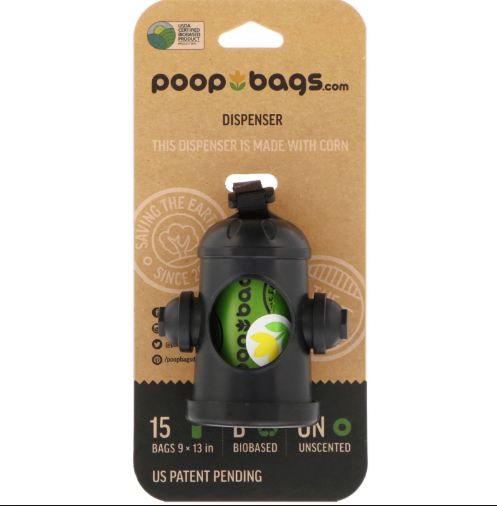 Eco Poop Bag Dispenser