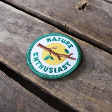 Nature Enthusiast Badge