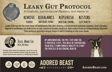 Load image into Gallery viewer, Leaky Gut Protocol
