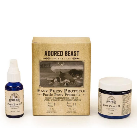 Easy Peesy Protocol Kit (Bladder Support)