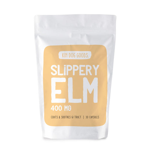 Slippery Elm - 400 mg