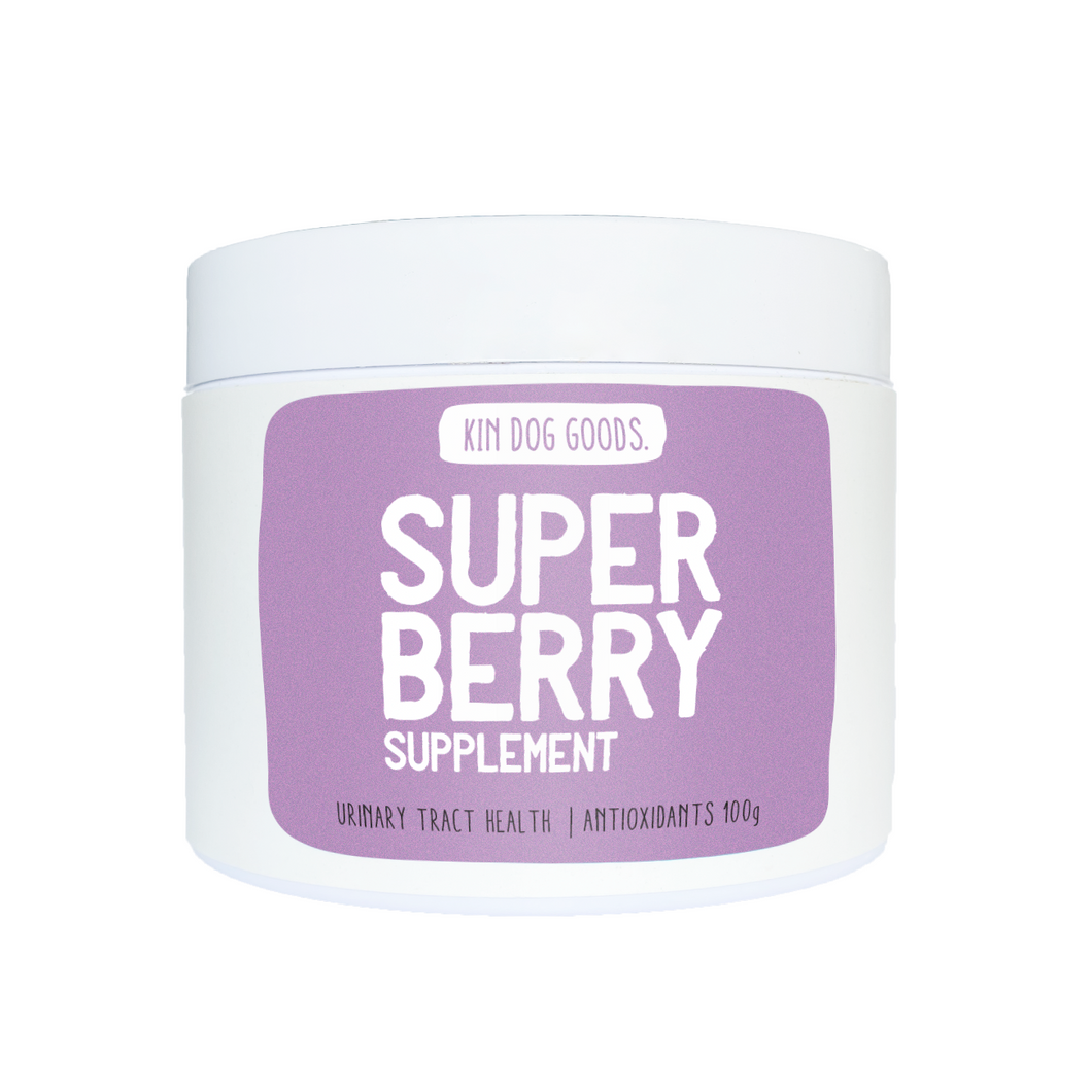 Super Berry Supplement 100g