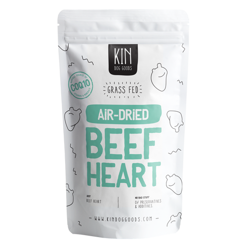 Air-Dried Beef Heart