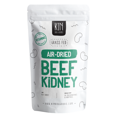 Air-Dried Beef Kidney