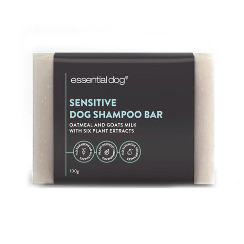 Sensitive Shampoo Bar 100g
