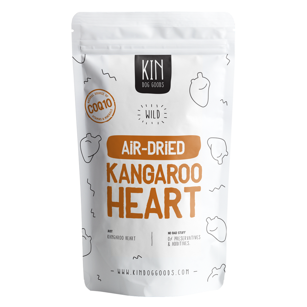 Air-Dried Kangaroo Heart
