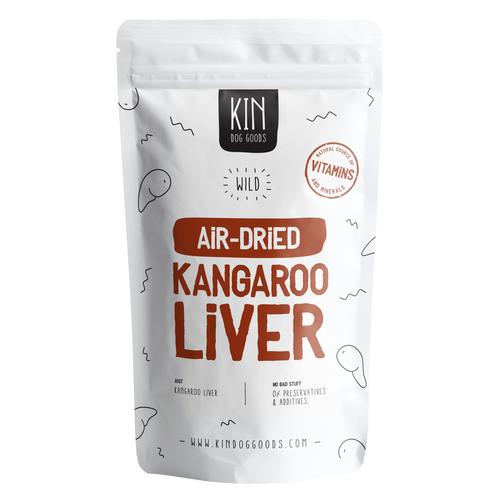 Air-Dried Kangaroo Liver