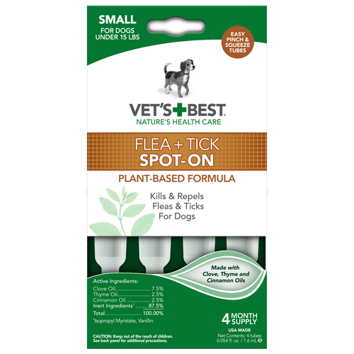 Flea and Tick Spot-on