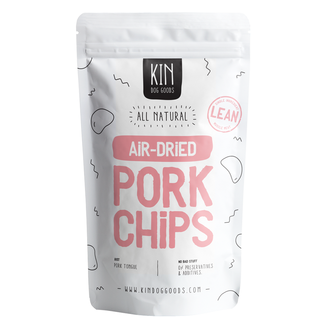 Air-Dried Pork Chips