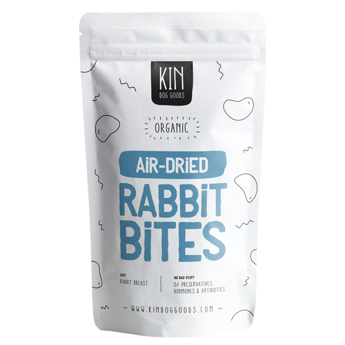 Air-Dried Rabbit Bites