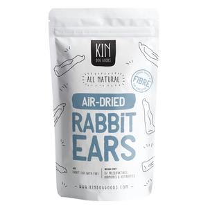 Air-Dried Rabbit Ears