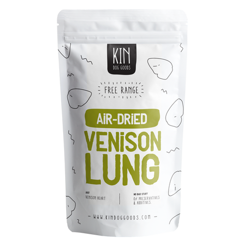 Air-Dried Venison Lung