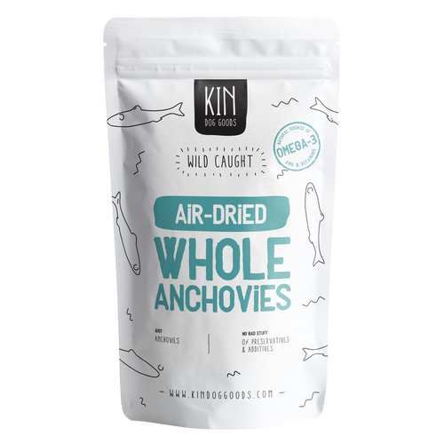 Air-Dried Whole Anchovies