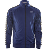 222 Banda Anniston Track Jacket - Blue Marine