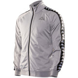 222 Banda Anniston Track Jacket - Flint Grey