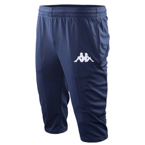 Adult Track Pants 3/4 - Navy