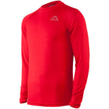 Base Layer Long Sleeve - Red