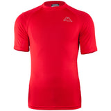 Base Layer Short Sleeve - Red