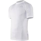 Base Layer Short Sleeve - White