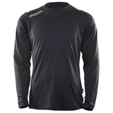Youth Long Sleeve Jersey - Black