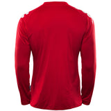 Adult Long Sleeve Jersey - Red