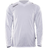 Youth Long Sleeve Jersey - White