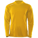 Adult Long Sleeve Jersey - Yellow